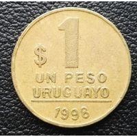1 песо 1998 Уругвай