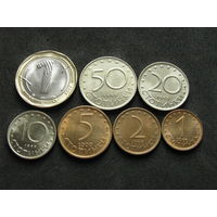 Болгария набор монет UNC