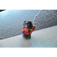 """Игрушка серии """"Три медведя"""" (старший Медведь с ульем). Ландрин_Лот #И026"""