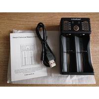 Зарядное устройство на 2 аккумулятора Liitokala Engineer Lii-202 (powerbank)
