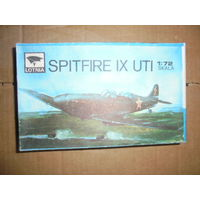 Модель самолета Lotnia Spitfire IX UTI 1/72