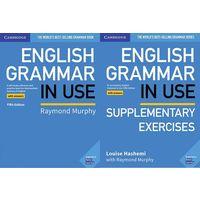 English Grammar in Use + Supplementary Exercises with Answers 5th Edition -  Английская грамматика в использовании + дополнительные упражнения с ответами (5-е изд.)