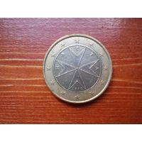 1 евро 2008 г.