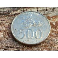 Индонезия. 500 рупий 2003.