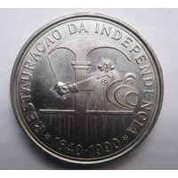 Португалия 100 эскудо 1990 г. Независимость .