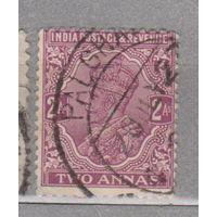 Индия Король Георг V известные люди 1928 год  лот 5