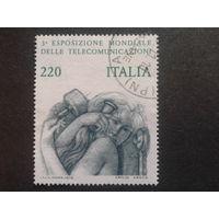 Италия 1979 спутник