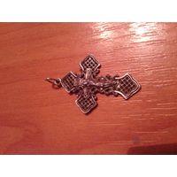 Нательный крестикAG  4