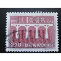 Дания 1984 Европа