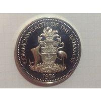 5 долларов Багамские острова