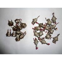 Диоды и транзисторы (одним лотом)