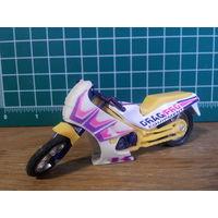 Модель мотоцикла Drag Bike в масштабе 1:24