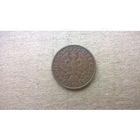 Польша 2 гроша, 1937г.  (D-4.2)
