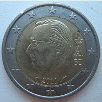 Бельгия 2 евро 2011 г.