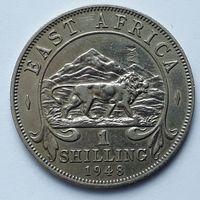 1 шиллинг 1948 г Восточная Африка