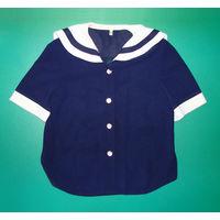 Одежда косплей б/у, блузка, р.40-42, как новая