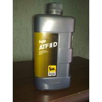Трансмиссионное масло Agip ATF II D 1л ( запечатанная )