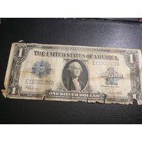1 доллар 1923