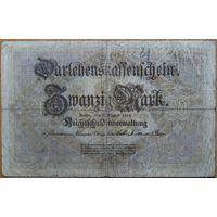 20 марок 1914г. Берлин