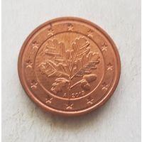 2 евроцента 2013 Германия A