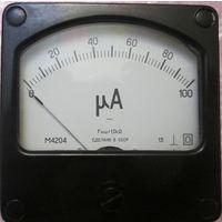 Милиамперметр 100mА