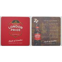 Подставка под пиво Fullers London Pride.Вар.2.