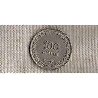 Израиль 100 прут 1949//(Li)