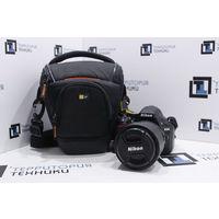 Зеркальный Nikon D5200 Kit 18-105mm VR (24Мп, Full HD). Гарантия