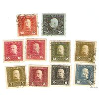 Фельдпочта Австро-Венгрии 1917