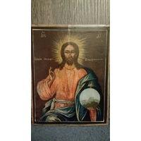 Христос Вседержитель. 19 век.