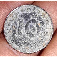 10 пфеннигов 1940 А Германия