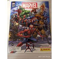 Альбом для наклеек Marvel 80 лет