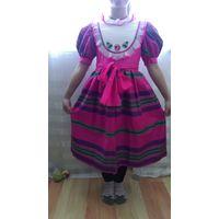 Платье испанское 140