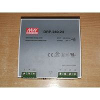 Пром. Блок Питания на DIN рейку DRP-240-24 от MEAN WELL