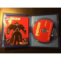 Wolfenstein the new order для PS4