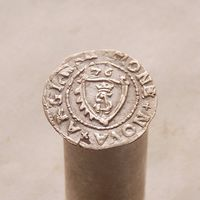 Шиллинг 1576 Курляндия ленник РП Готхарт Кетлер (1561-1587)