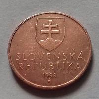 50 геллеров, Словакия 1998 г.