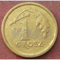 6254:  1 грош 2014 Польша
