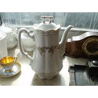 Чайник Германия антик  модерн 19 век