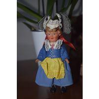 Кукла коллекционная, Германия ARI 1960е, 15 см