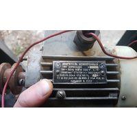 Двигатель АИР50А2N3, 90Вт, 2660 об.м., 220-380в, 3Ф, в хорошем состоянии. Сейчас подключен на 220.