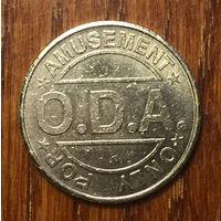 Жетон O.D.A.