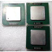 CPU Socket 370 // Celeron 1000 , 1100 . Цена за три единицы !