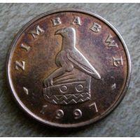 Зимбабве. 1 цент 1997 г.