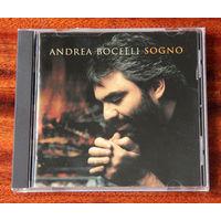"""Andrea Bocelli """"Sogno"""" (Audio CD - 1999)"""