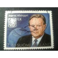 Финляндия 1997 президент