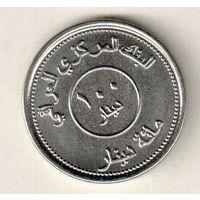 Ирак 100 динар 2004