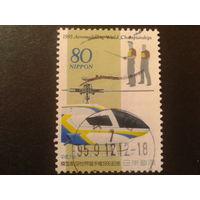 Япония 1995  авиация, модель