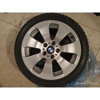 Диски с резиной Bridgestone Blizzak 225/45R17,  4 шт.