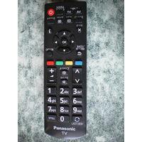 Пульт телевизора Panasonic (N2QAYB). Рабочий.